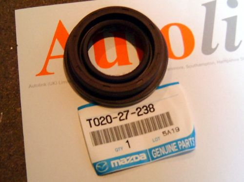 Oil seal, differential side, Mazda MX-5 1.6, 1989-93, T02027238